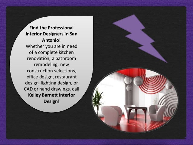 Interior Designers San Antonio Guide To Choose