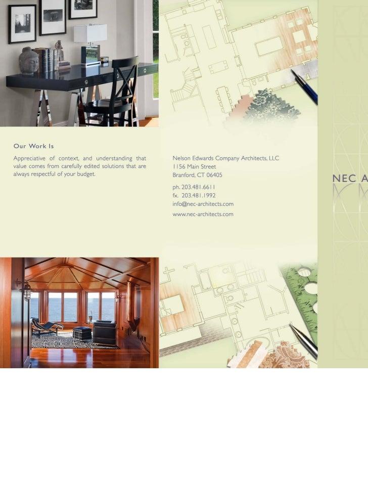 Tri-Fold Interiors Brochure