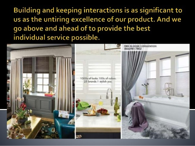 Interior window designers thunder bay for Interior decorators thunder bay