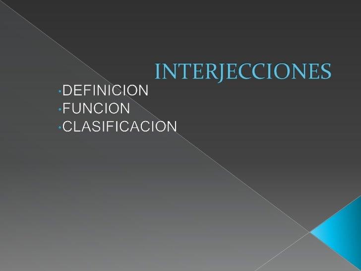 Interjecciones[1]