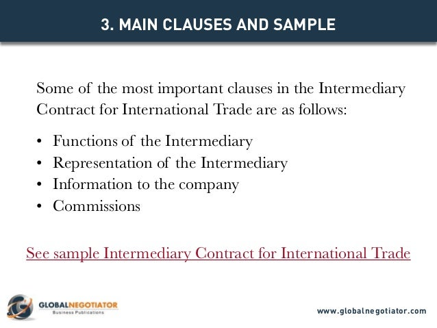contract and trade Import export contract terms - free  cargo claim overview cargo claim refers to that in international trade, one party breaks the contract and causes losses or.