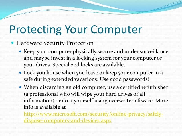 foto How to Physically Secure Your Office Computers