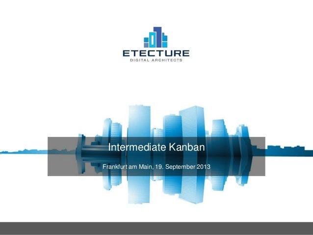 Intermediate kanban agile rm