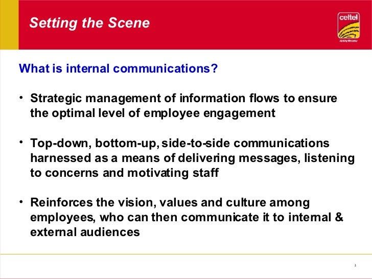 what is internal communication pdf