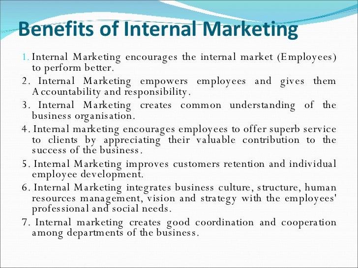 Phd thesis on internal marketing