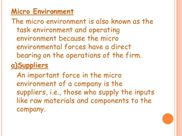 forces of the external business environment business essay In addition, these relationships and interactions co-create the environment the present external business environment is more dynamic than ever before this entry was posted in essays on january 23, 2014 by admin.