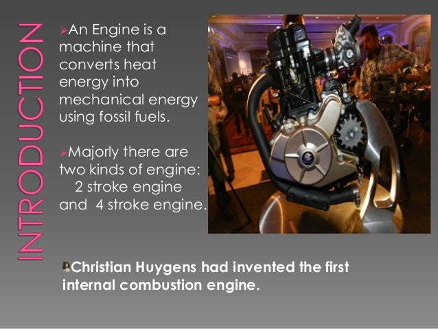 internal combustion engines of the future You can pry internal combustion engines from my cold, dead hands no but really, the internal combustion engine (ice) hasn't combusted its last fossil fuel nor will it for many years to come.