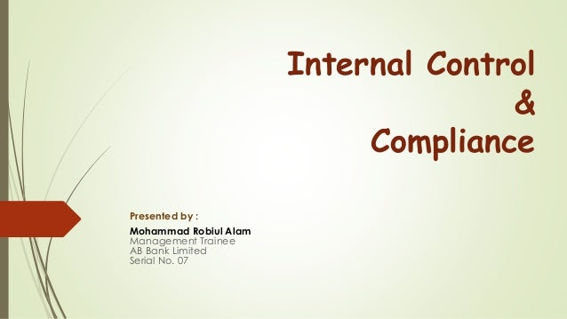 control and compliance in the sun The centralization of risk, control and compliance activities has the inherent ability to better absorb changes in the organization for example, acquisitions, mergers or divestments when working with a centralized capability (be this monitoring, testing or reporting on risk, controls.