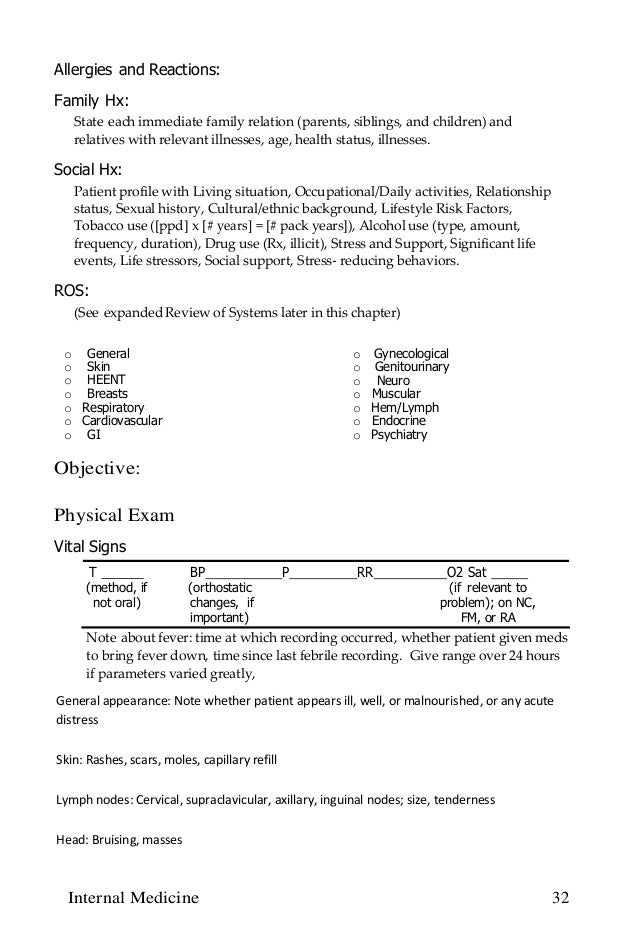 soap for family medicine pdf