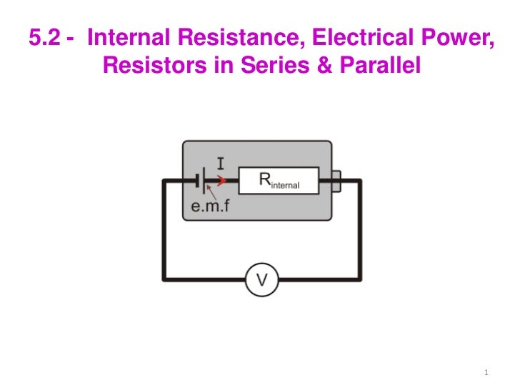 how to combine resistors in series and parallel - 28 ...