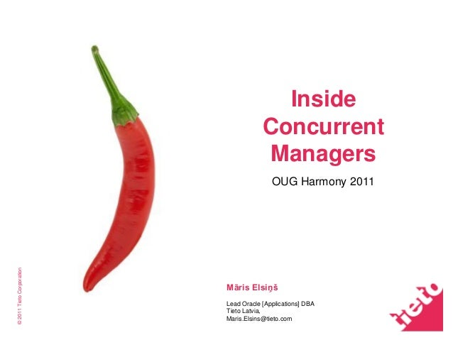 Inside                                       Concurrent                                       Managers                    ...