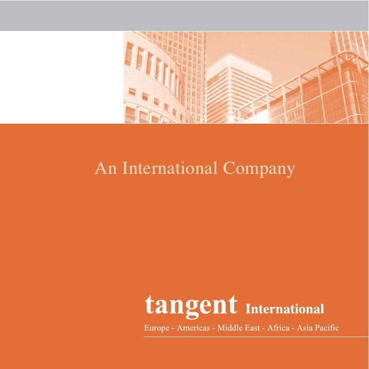 An International Company