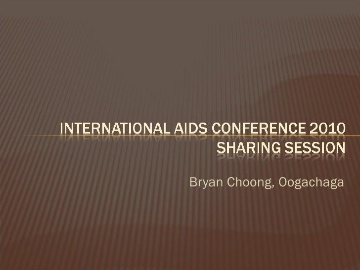 Presentation by Bryan Choong, OogaChaga
