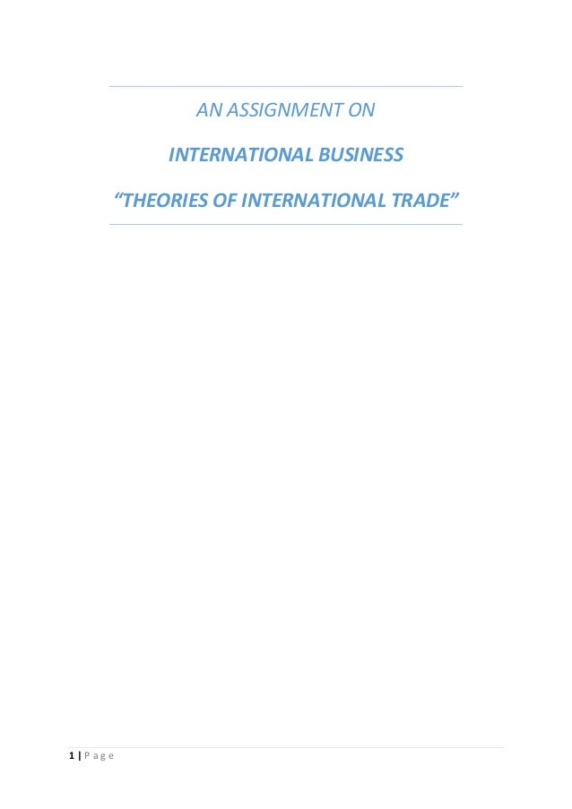 theories of multinational enterprise topics The role of multinational enterprises in globalization: an empirical overview abstract the activities of multinational enterprises drive the economic globalization.