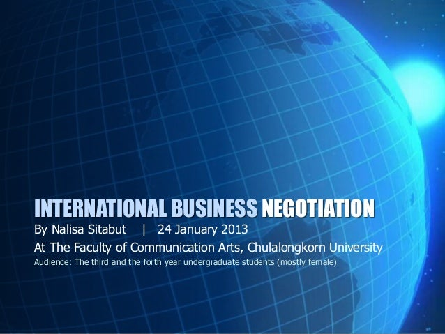 international business negotiation as i see World first highly practical gamified online negotiation see to the start of any international business negotiation business negotiation preparation is.