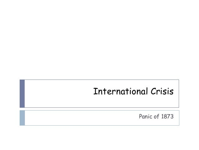 1873 Crisis