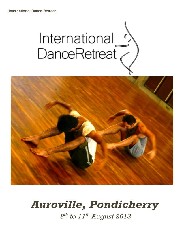 International Dance Retreat