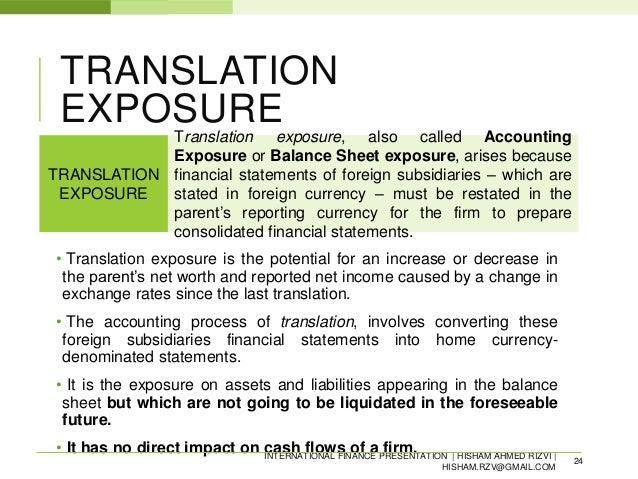 foreign exchange doc