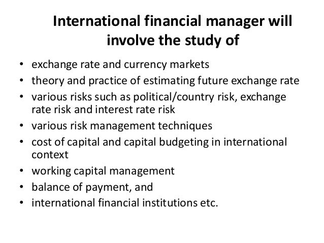 Why Financial Management Is Important