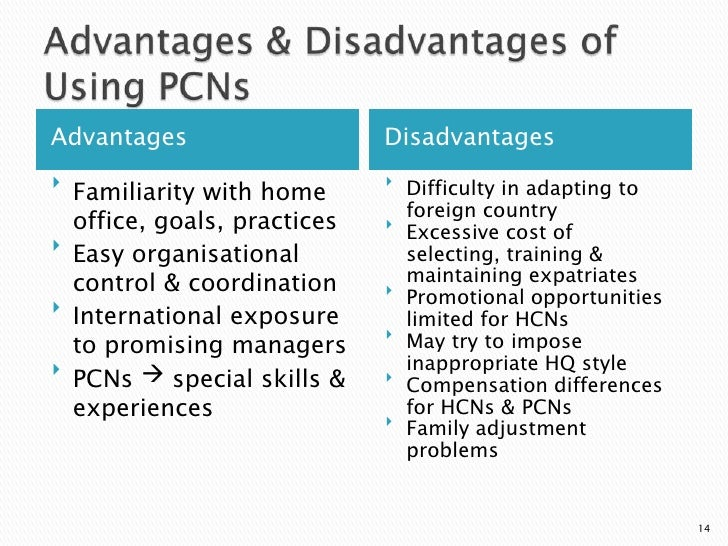 selection factors for pcns tcns and hcns The importance of staffing management in mncs recruitment and selection of hcns and tcns in the transfers between the pcns, hcns and tcns are the big issues.