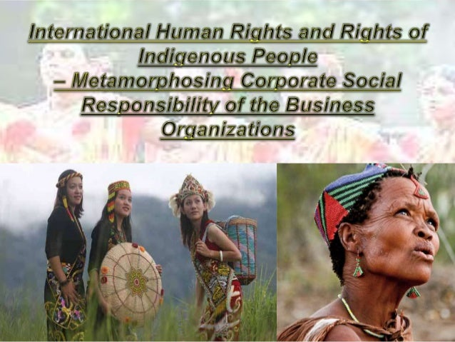 the State duty to protect against human rights abuses by third parties, including business. the corporate responsibility...