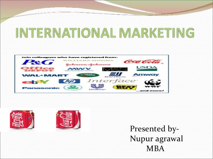 Presented by- Nupur agrawal MBA