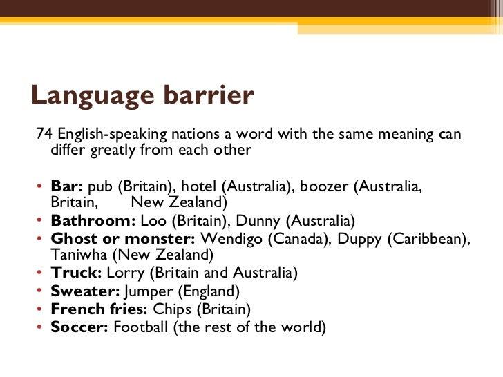 language development essay