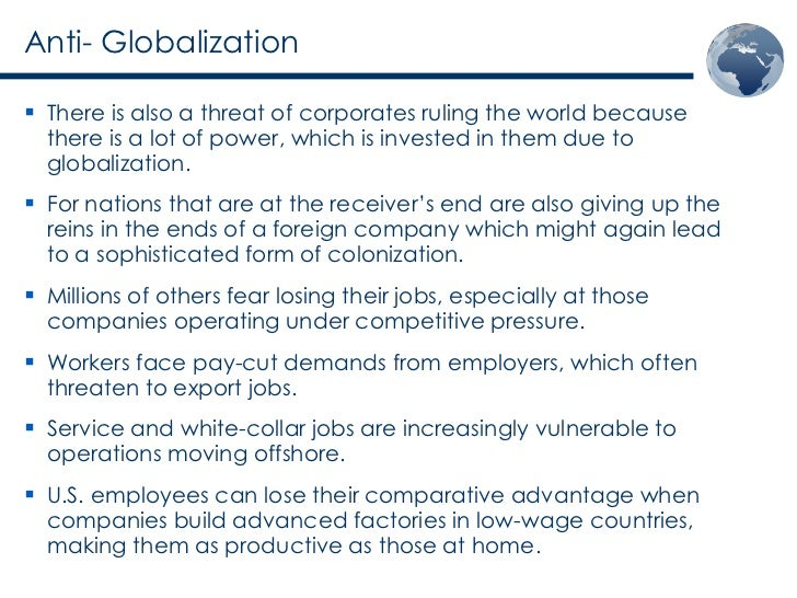 globalization of non-western countries essay Describe the effects or impact globalization has had on the developing countries how has globalization contributed to brain-drain globalization essay topics list.