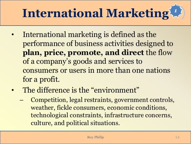 bases of international marketing chapter 2 4 principles of marketing segmenting & targeting market learning objectives after studying this chapter, you should be able to: 1 define the three steps of target marketing: market segmentation, target marketing, and market positioning list and discuss the major bases for segmenting consumer.