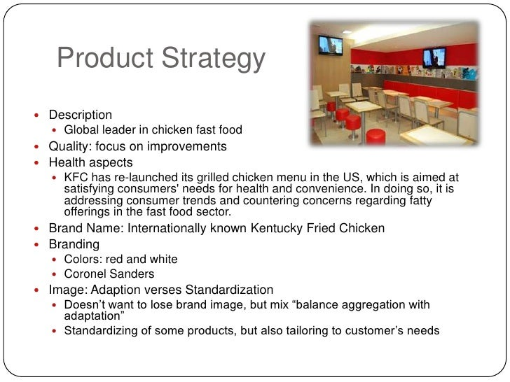 kfc exploring strategy essay Marketing analysis – kfc investment laws such a strategy is not feasible in addition, kfc will be pioneering in to receive a plagiarize free unique essay.