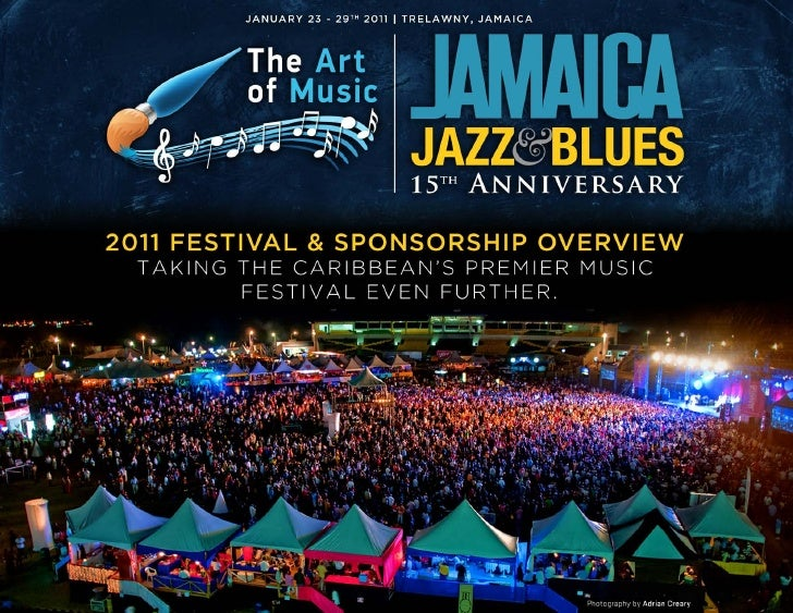 The Overview Jamaica Jazz and Blues 2010                                                                             In 20...