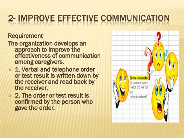 Communication within an organization essay