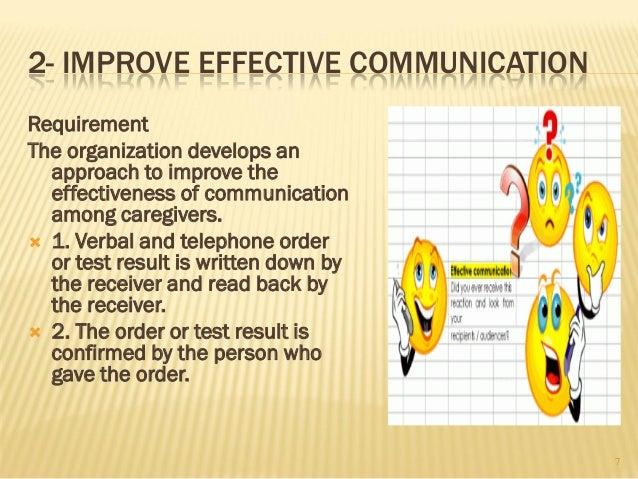 Communication within an organization essay