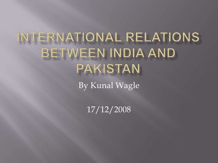 relationship between france and pakistan