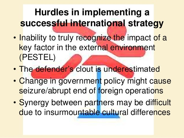 nestle international entry strategies Nestle's marketing strategies nestle's responsible sourcing guideline has approached ways to implement international standards to their supplier code.