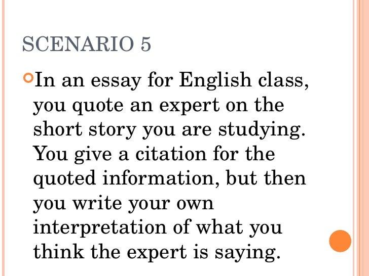 short essay about my university