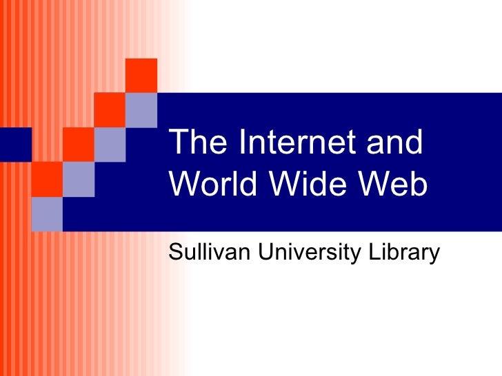 Internet Presentation