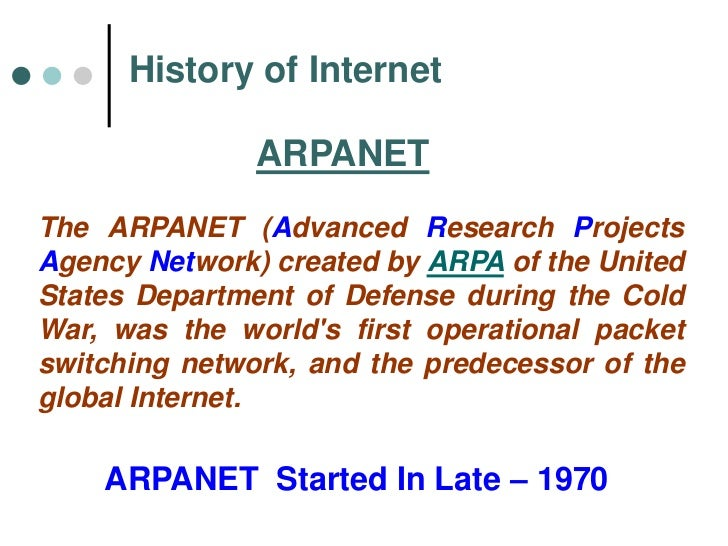 an essay on the arpanet 1 arpanet and internet: a bibliography of bbn papers september 1994 bolt beranek and newman inc cambridge, massachusetts.