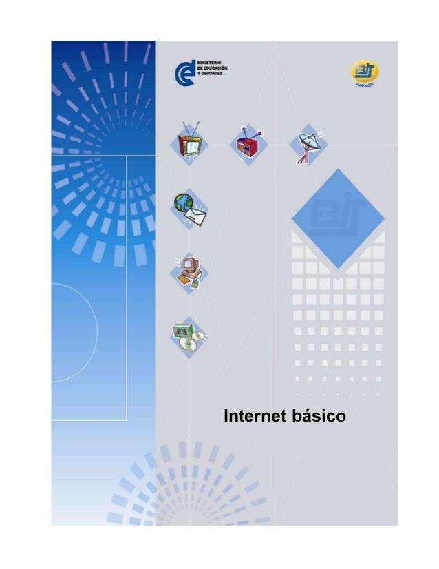 Fundabit – enero 2006 Número de página Internet básico