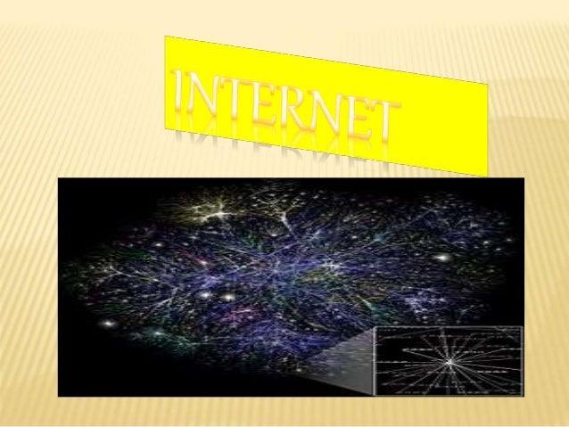Es un conjunto descentralizados de redes de comunicación  interconectadas que utilizan la familia de protocolos TCP/IP.  S...