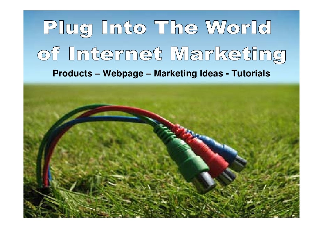 Products – Webpage – Marketing Ideas - Tutorials           Business in a Box        This is a limited sale where you can g...