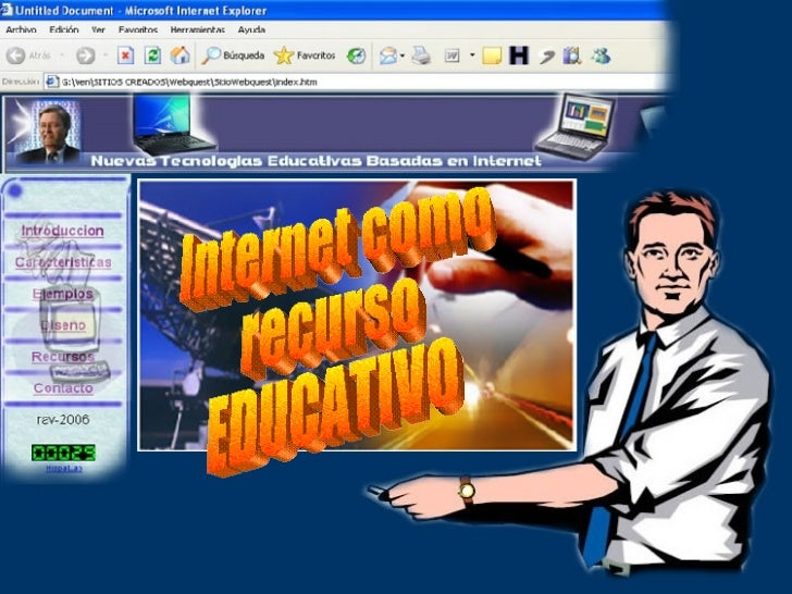 INTERNET EDUCATIVO