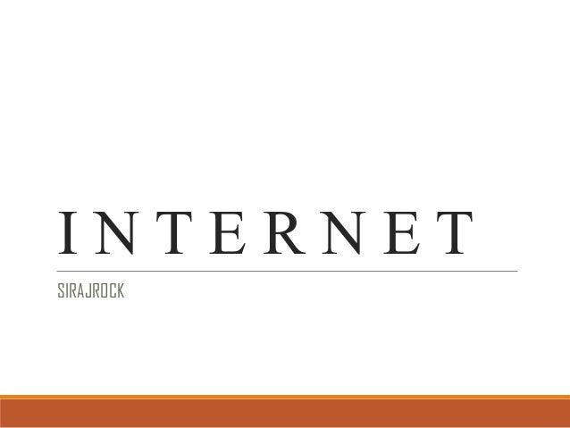 Internet history-1