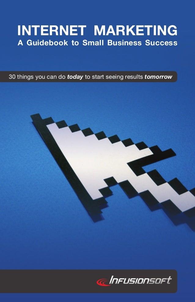 Internet marketing-guidebook