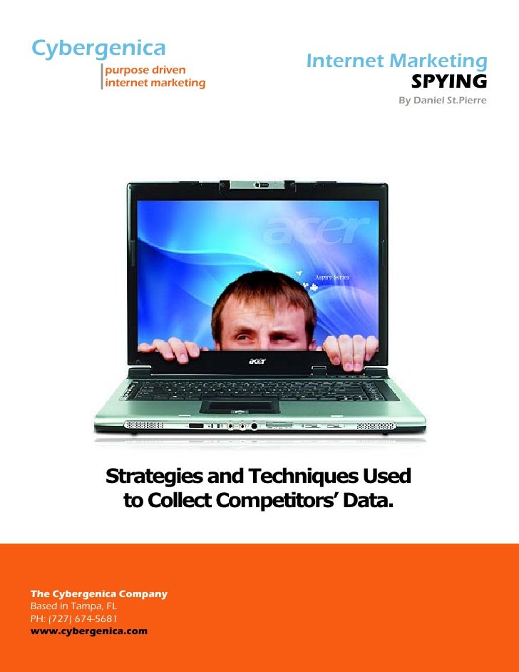 Internet Marketing Spying