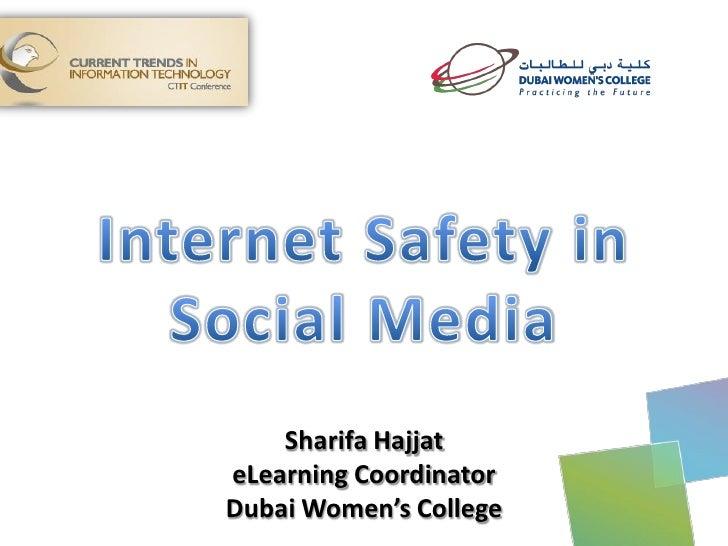 Sharifa HajjateLearning CoordinatorDubai Women's College
