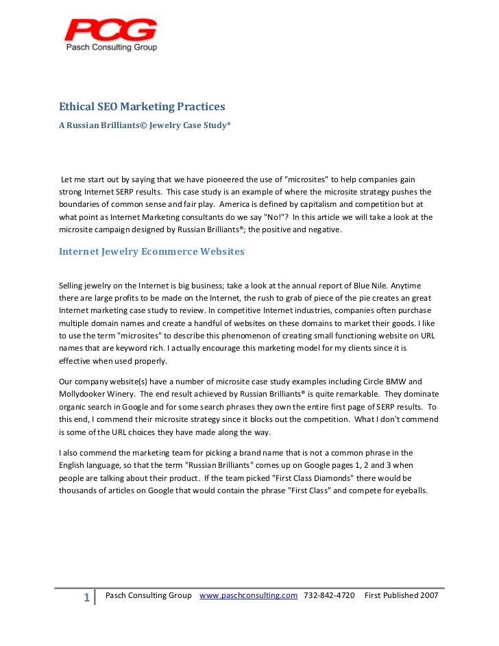 Internet seo-marketing-ethics