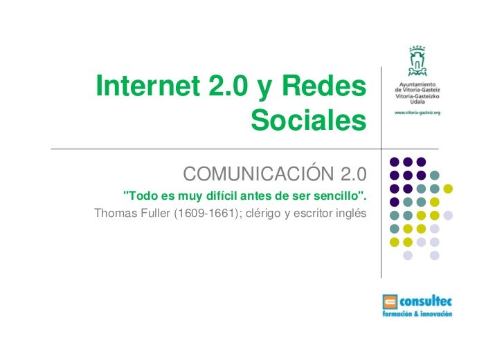 Internet 2.0 ayto vitoria-sesion 2