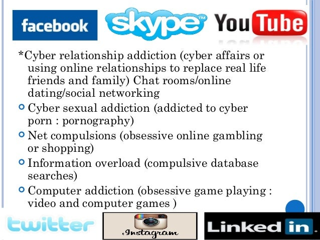 online dating addiction