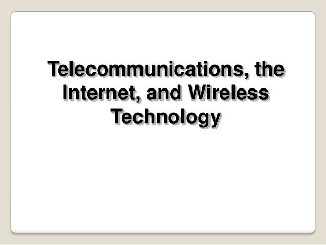 Internet comm. all protocol - Unitedworld School of Business